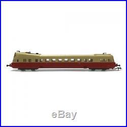 Autorail ABJ3 SNCF-HO 1/87-AS DEP113-009