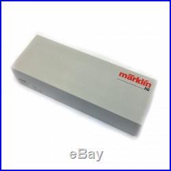 Autorail BR491 DB Mfx digitale son époque IV -HO-1/87-MARKLIN 37584