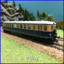 Autorail Diesel 5042-08 ép III-IV OBB-HO-1/87-ROCO 73142