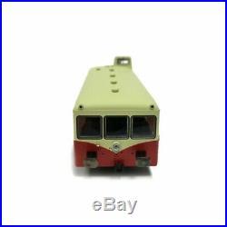 Autorail FNC XBD 5649 Montpellier ép III digitale son -HO-1/87-R37 41010S