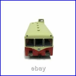 Autorail FNC XBD 5649 Montpellier époque III -HO-1/87-R37 41010