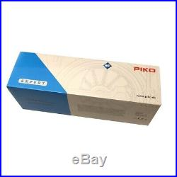 Autorail RBe 4/4 1406 + voiture pilote BDt CFF Ep IV digital son -HO 1/87-PIKO