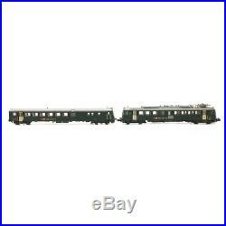 Autorail RBe 4/4 1461+BDt SBB/CFF Ep IV digital son-N-1/160-PIKO 94165