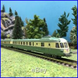 Autorail RGP Batignolles SNCF Ep III-N 1/160-REE NW133