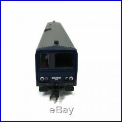 Autorail X2202 livrée bleu et blanc Sncf épIV et V-HO-1/87-JOUEF HJ2319