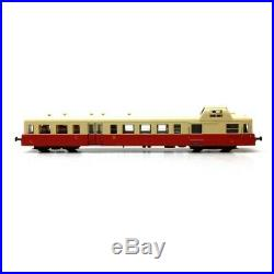 Autorail X3800 Picasso Lyon-Vaise SNCF Ep IV-HO 1/87- LSMODELS 10138