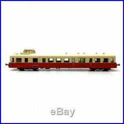 Autorail X3800 Picasso Sotteville SNCF Ep IV-HO 1/87- LSMODELS 10120