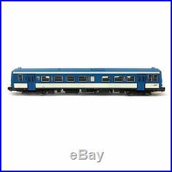 Autorail X92101 livrée bleu clair et blanc Sncf ép V-HO-1/87-JOUEF HJ2318