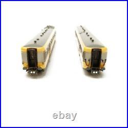 Autorail XBD-2726 RGP 1 Ep IV + Remorque Metz-Sablons-N 1/160-REE NW164
