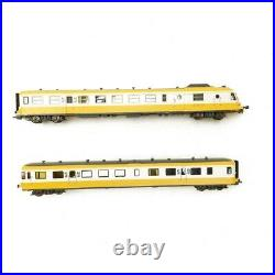 Autorail XBD-2737 RGP 1 Ep IV-V + Remorque Lyon Vaise-N 1/160-REE NW165
