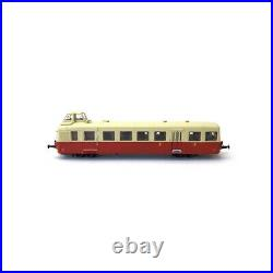 Autorail XBD 5513 Mobylette TARBES Ep III digital son HO 1/87 R37 41059DS