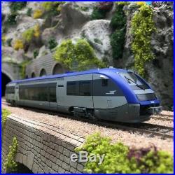 Autorail X 73500 livrée TER SNCF Ep VI -HO 1/87-JOUEF HJ2390