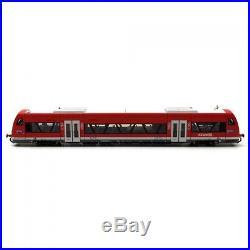 Autorail diesel classe 650 DB EpVI-HO 1/87-ROCO 63178