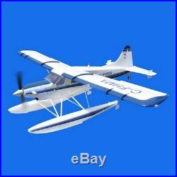 Avion Turbo Beaver électrique ARF T2M T4516