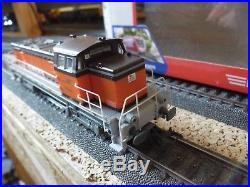BB663695 livrée orange epV Sncf -AC Digital pour MARKLIN -HO-1/87-PIKO 96270