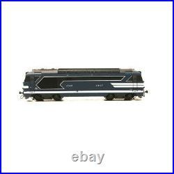 BB67401 Vénissieux avec jupe Sncf ép III et IV -HO 1/87- REE MB096