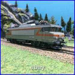 BB 7300 gris béton Sncf ép III -HO 1/87- ROCO 73875
