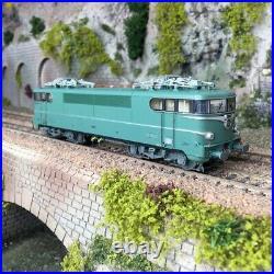 BB 9262 livrée origine verte, Paris S-O, Sncf Ep III-HO 1/87-REE MB080