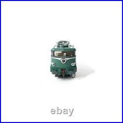 BB 9262 livrée origine verte, Paris S-O, Sncf Ep III digital son 3R -HO 1/87-REE