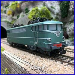 BB 9278 livrée verte, SNCF Ep IV digital -HO 1/87-MARKLIN 30380