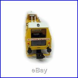 Bourreuse dameuse Mainliner Duomatic Seco-Rail épV digitale -HO-1/87-LILIPUT 13