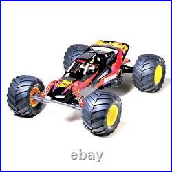 Buggy Mad Bull 2WD Kit 1/10 TAMIYA 58205