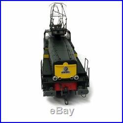 CC14166 livrée verte front jaune digitale sonorisée Sncf ép IV-HO-1/87-JOUEF HJ2