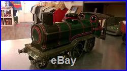 CR Locomotive 220 n°26 Charles Rossignol + Tender Train Voie O