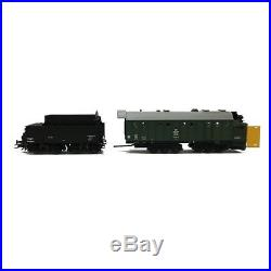 Chasse-neige à vapeur Henschel ép III et IV digitale sound -HO-1/87-TRIX 24966