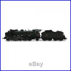 Coffret 141 F Montluçon 4 wagons ép III-HO 1/87-REE CM010