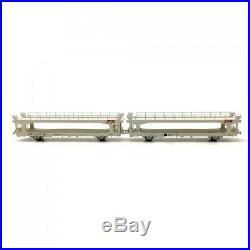 Coffret 2 Wagon Portes autos STVA Ep V-HO 1/87-LSMODELS 30704