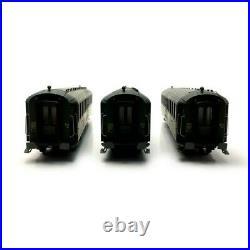 Coffret 3 voitures Bacalan SNCF Ep IV-HO 1/87-REE VB235