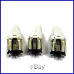 Coffret 3 voitures CIWL blanches Egypte epII-HO-1/87-LSMODELS 49139
