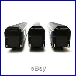 Coffret 3 voitures Railjet CD Ep VI-HO 1/87-ROCO 74140