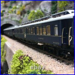 Coffret 3 voitures Simplon-Orient Express ep II -HO 1/87-MARKLIN 42791