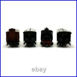 Coffret 4 éléments BR98.3 DB Ep III digital son 3R-HO 1/87-MARKLIN 26609