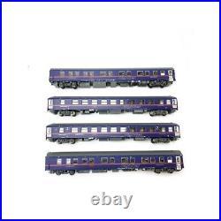 Coffret 8 voitures ÖBB NightJet 2020-HO 1/87-LSMODELS MW2006