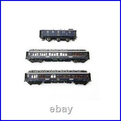 Coffret CIWL Simplon Orient Express Ep II-HO 1/87-HOBBYTRAIN H44022