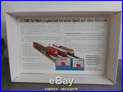 Coffret De Train Marklin Ho Delta 29 63