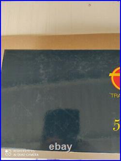 Coffret Electrotren Talgo Rd III 50° Anniversaire Tee