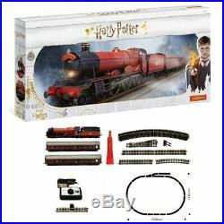 Coffret Hogwarts Express Harry Potter-HO 1/87-HORNBY R1234