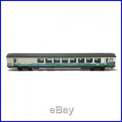 Coffret de 2 wagons + 1 voiture SNCF ép V-VI-HO-1/87-LSMODELS 30409