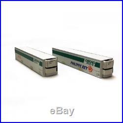 Coffret de 2 wagons Chrono froid ép V SNCF-HO-1/87-LSMODELS 30307