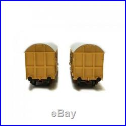 Coffret de 2 wagons Gahkkss FRET SNCF Ep IVb-HO 1/87-LSMODELS 30086