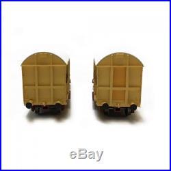 Coffret de 2 wagons Gahkkss SNCF ép IV-HO-1/87-LSMODELS 30085