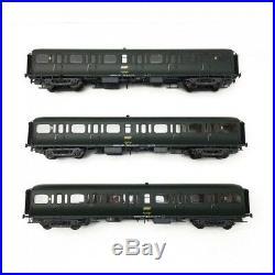 Coffret de 3 Voitures Express Nord, B11 UIC Ep IV SNCF-HO 1/87-LSMODELS 40319