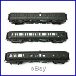 Coffret de 3 Voitures Express Nord, B11tz Ep III SNCF-HO 1/87-LSMODELS 40317