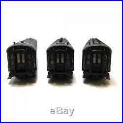 Coffret de 3 voitures B10 myfi OCEM ép IIIcd SNCF-HO-1/87-LSMODELS MW40398