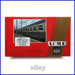 Coffret de 3 voitures Paris Belgrade Simplon Express ép IV-HO 1/87-ACME 55176