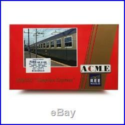 Coffret de 3 voitures Paris Belgrade Simplon Express ép IV-HO 1/87-ACME 55178